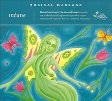 Intune [Musical Massage] by David Darling & Adagio (CD, 2007 Relaxation Music)