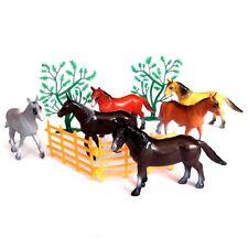 Toy Horses Playset By Ark Toys