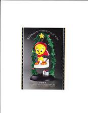 3 cards Goebel Looney Tunes Spotlight Postcard Tweety Bird Snowbird