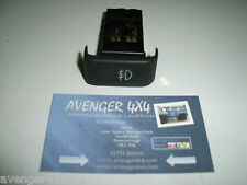 LANDROVER DISCOVERY TD5 REAR FOG LIGHT SWITCH YUE100670/YUE100660