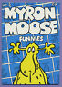 Myron Moose Funnies #2 1973 Adult Humor Alex Toth ...Comic Book Works