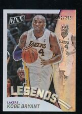 Kobe Bryant 2019 Panini The National #KB - Legends #'d 292/299 - LA LAKERS