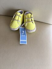 Jacadi Baby Ankle Boots/pre Walk Size 18