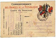 cpa - Correspondance des Armées de la République (#2)