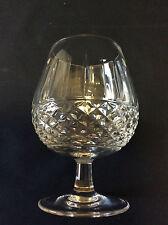 Verre en vin  H ± 12,5 cm de forme verre à cognac en Cristal moulé et taillé