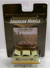 1965 '65 CHEVY CHEVROLET CHEVELLE SS 396 TO AMERICAN MUSCLE ERTL DIECAST !RARE!