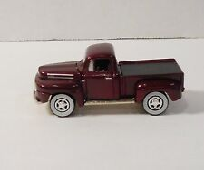 JL 1950 FORD F-1 CLASSIC PICKUP TRUCK RUBBER TIRE LIMITED EDITION