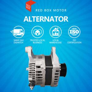 Alternator fit Nissan Navara D21 D22 D40 YD25DDTi 2.4 2.5 3.0 3.3 Turbo Diesel