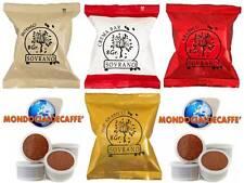 100 cialde capsule KIT ASSAGGIO caffè sovrano compatibili lavazza espresso point