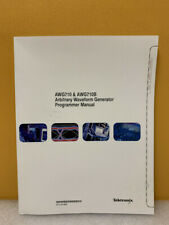 Tektronix 071141400 Awg710 B Arbitrary Waveform Generator Programmer Manual