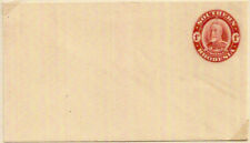 1931 Southern Rhodesia KGV 1d red postal stationery envelope mint unused