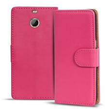 Book Case für HTC 10 Evo Hülle Klapphülle Handy Schutz Tasche Flip Cover Lila