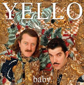 Yello - Baby Vinyl LP NEU 09549349