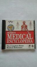 Mosby's Medical Encyclopedia (CD-ROM, 1995) Softkey Windows 3.1 or higher
