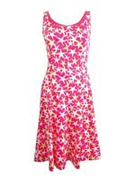 Pappagallo Women's Printed Fit & Flare Dress