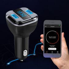 2 PORTE USB CARICABATTERIE APP GPS TRACKER LOCALIZZATORE SATELLITARE ANTIFURTO