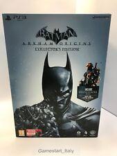 BATMAN ARKHAM ORIGINS COLLECTOR'S EDITION (PS3) NUOVO SIGILLATO VERSIONE ITA NEW