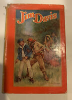 Jim Davis, HC Novel by John Masefield 1926