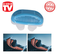 ANTI SNORE DEVICE: SLEEP AID - RELIEVE SNORING APPARATUS [HC0035]