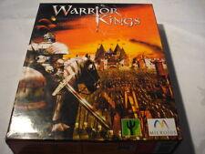 Warrior Kings (PC, 2002, Eurobox)