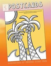 Postcards: Coloring Book for Creative Adults by Citron, Menucha -Paperback