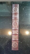 EASTON PRESS  SPINDRIFT  by  ALLEN M. STEELE  SIGNED 1st EDITION   LEATHER BOUND
