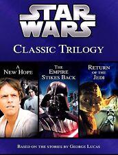 Star Wars™ THE CLASSIC TRILOGY Original Screenplays (1977-1983) Rare Script Set