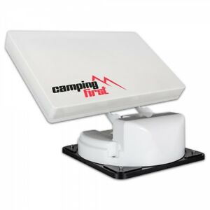 Campamento Primera Satmex Flat Automático Satélite Sistema Antena Plana