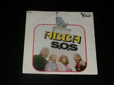 45 tours SP - ABBA - S.O.S - 1975 - BELGIQUE