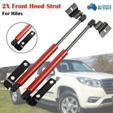 2Pcs Front Hood Bonnet Gas Strut Damper Lift Kit for Toyota Hilux Vigo Pickup AU