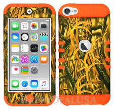 For Apple iPod Touch iTouch 5 | 6 - KoolKase Hybrid Cover Case - Camo Mossy 11