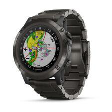 Garmin D2 Delta PX Aviator Pilot flight Watch w/ DLC Titanium Band 010-01989-30