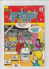 PEP #252 (1971, Archie Comics) Riverdale Lodge's Rare Collectables