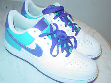 """2007 Nike Air Force 1 07 """"Japan"""" World Love Story Low Basketball Shoes Size 10.5"""