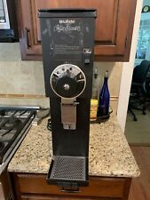 Bunn G2 Hd Black 120 Volt Commercial Coffee Grinder Read Shows Wear
