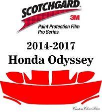 3M Scotchgard Paint Protection Pro Series Fits 2014 2015 2016 2017 Honda Odyssey
