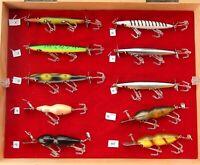 Vintage Smithwick Devils Horse Family Wood Fishing Lure
