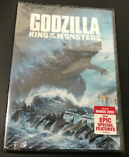 Godzilla King of the Monsters (Dvd, 2-Disc) Free Shipping New & Sealed Us Rg1