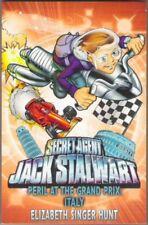 JACK STALWART 7 PERIL AT THE GRAND PRIX: ITALY Elizabeth Sing Hunt New paperback
