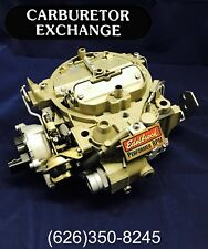 1910 Edelbrock Quadrajet Remanufactured Carburetor 850 CFM