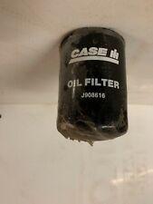 Oil Filter Element J908616 CASE  Fits Loaders Skidloaders Tractors backhoes