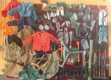 ACTION MAN SOLDIER - SELECTION OF EQUIPMENT (MY REFERENCE 32)