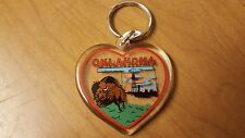 Lot of 60 New Oklahoma Souvenir Keychains - Just .50 cents each - Fast Shipping!
