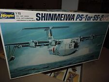 HASEGAWA 1/72nd SCALE JAPANESE SHINMEIWA PS-1 OR SS-2 #  JS-062