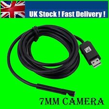2M USB Waterproof Endoscope engine gearbox dash Inspection Video Camera UK based