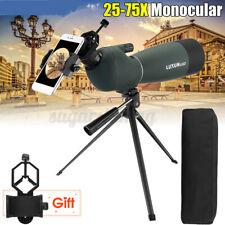 Telescopio monocular con Zoom de teleobjetivo 4K 10-300X40mm para Viajes a la Playa Coomir Telescopio Monocular