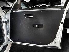 2x SEAT IBIZA CUPRA MK3 Door Card Panels * Lightweight Matt Black ABS * Race Car
