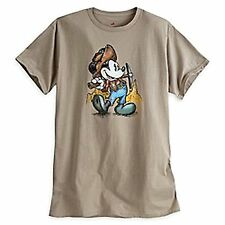 Disney Parks Mickey Mouse Big Thunder Mountain Ride T-Shirt Ltd Release Adult XL