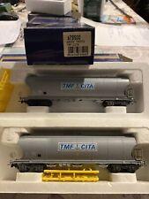 2 Wagons Trémie  TMF CITA 678500. LSM