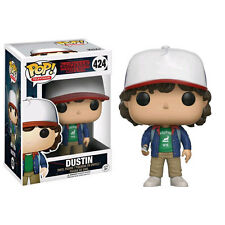 Stranger Things - Dustin with Compass Pop! Vinyl Figure NEW Funko